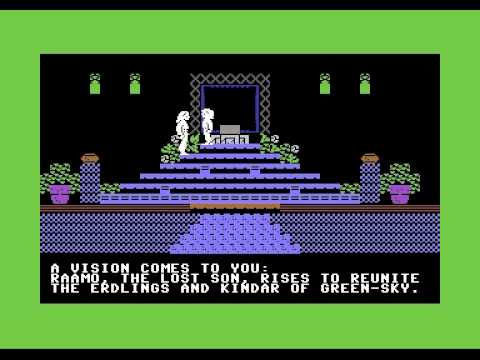 Below The Root (C64) - Longplay