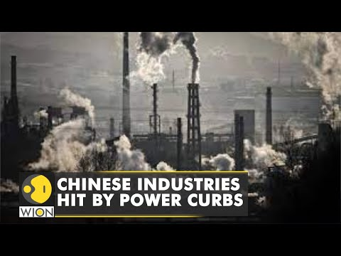 China's power crisis moves from factories to homes   Latest World English News   WION News