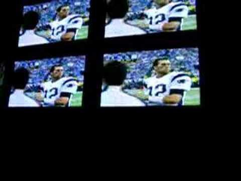 Colts/Patriots 2007