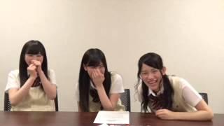 Arai Yuki vs Ego Yuna vs Yamashita Yukari SKE48 1+1+1は3じゃないよ...