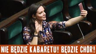 Komunikat Ministerstwa Prawdy nr 735: Nie będzie kabaretu! Będzie chór!