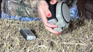 icotec gc101 mini electronic game callers predator ii series calls