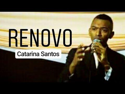 RENOVO - CATARINA SANTOS - COVER COM LETRA