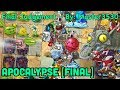 LAST HURRAH | Plants vs Zombies 2: Apocalypse [FINAL]
