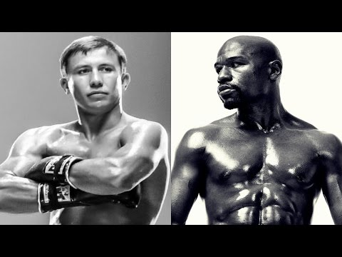 Fantasy Fight: Gennady Golovkin Vs Floyd Mayweather Jr