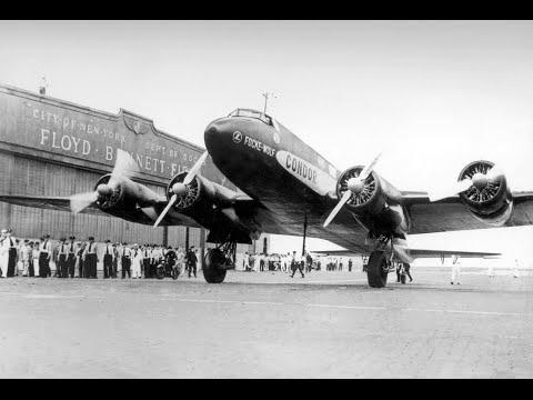 Focke-Wulf Fw 200 Airplane Type