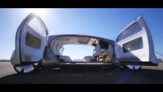 Это будущее - Mercedes-Benz F 015