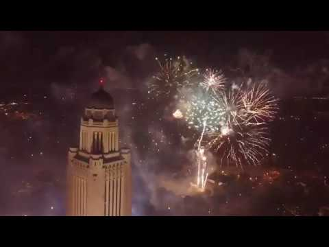 Nebraska 150 Salute to the Good Life - Official Drone Footage #1
