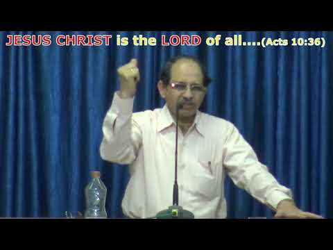 Lord is coming soon.How prepared are you? || Youth Meeting -Bro.Vijayanand(07-Jan-18)