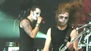 Satyricon King Live Hellfest 2008