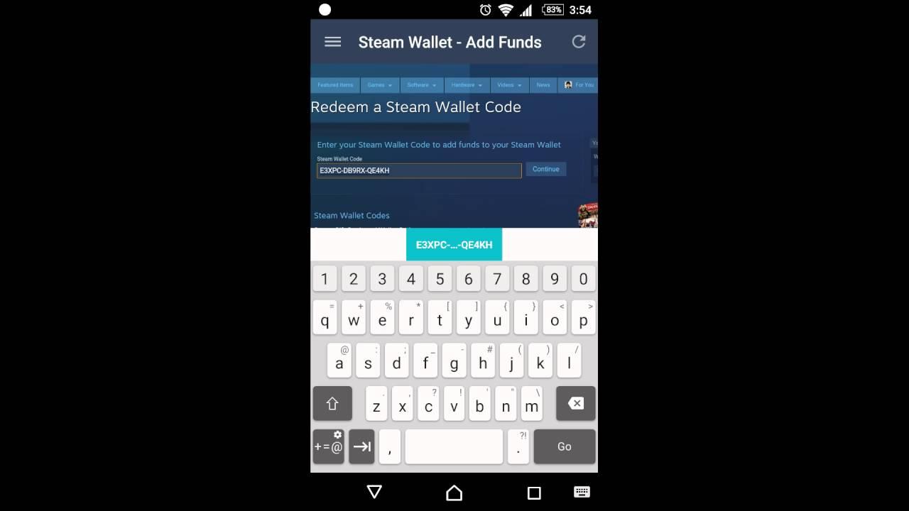 √ Steam Code Redemption | Steam Wallet Codes for FREE