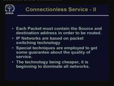 NPTEL :: Computer Science and Engineering - Computer Networks