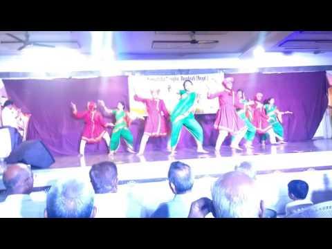 Gondhal mandala - Marati folk dance by Sirinada youth wing
