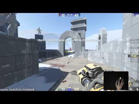 Unreal Tournament 4 (ESL 2v2) - Absolute vs CGMS
