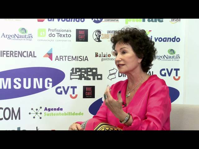 Prêmio Empreendedor Sustentável 2015 - Maria Elena Johannpeter