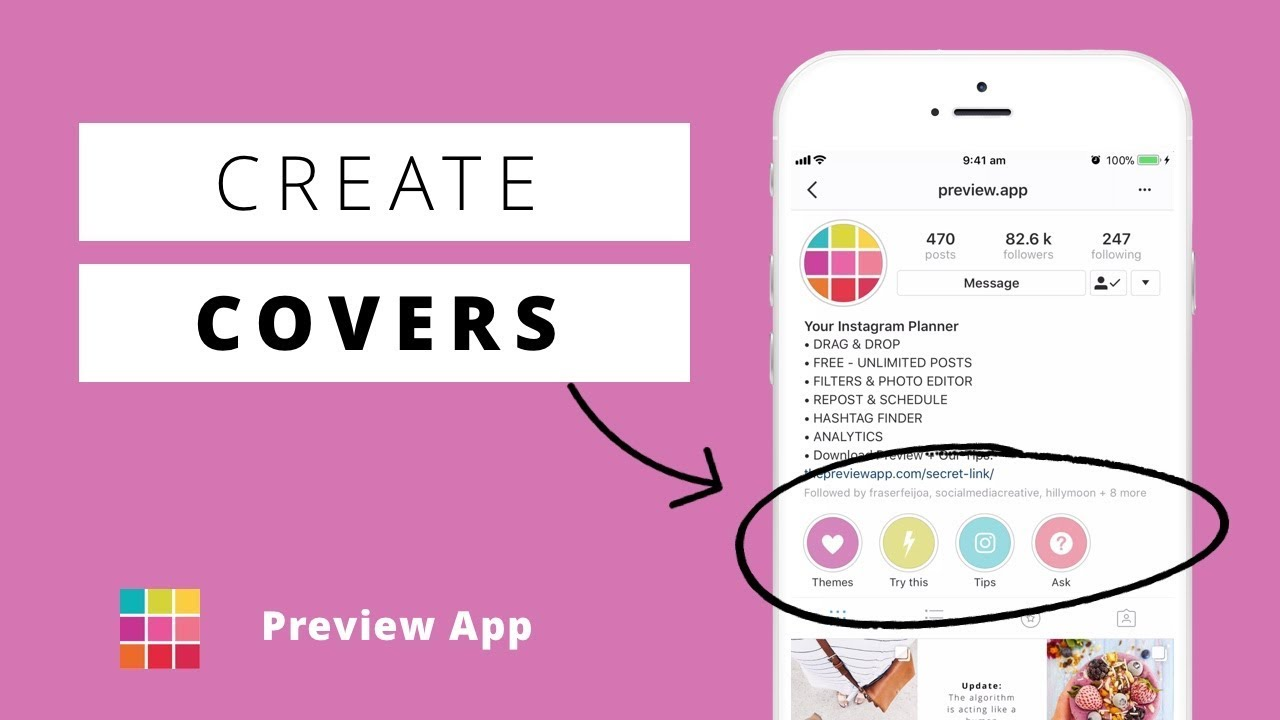 2 Easy Ways to Create Beautiful Insta Story Highlight Covers