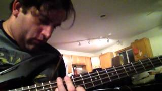 Pinback - Yellow Ones (bass cover)