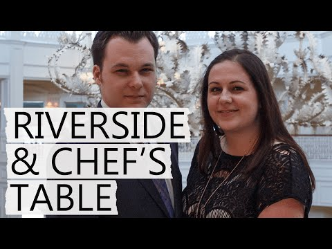Florida Holiday Vlog 2015 | Day 10 | Riverside Resort + Victoria & Albert's Chef's Table!