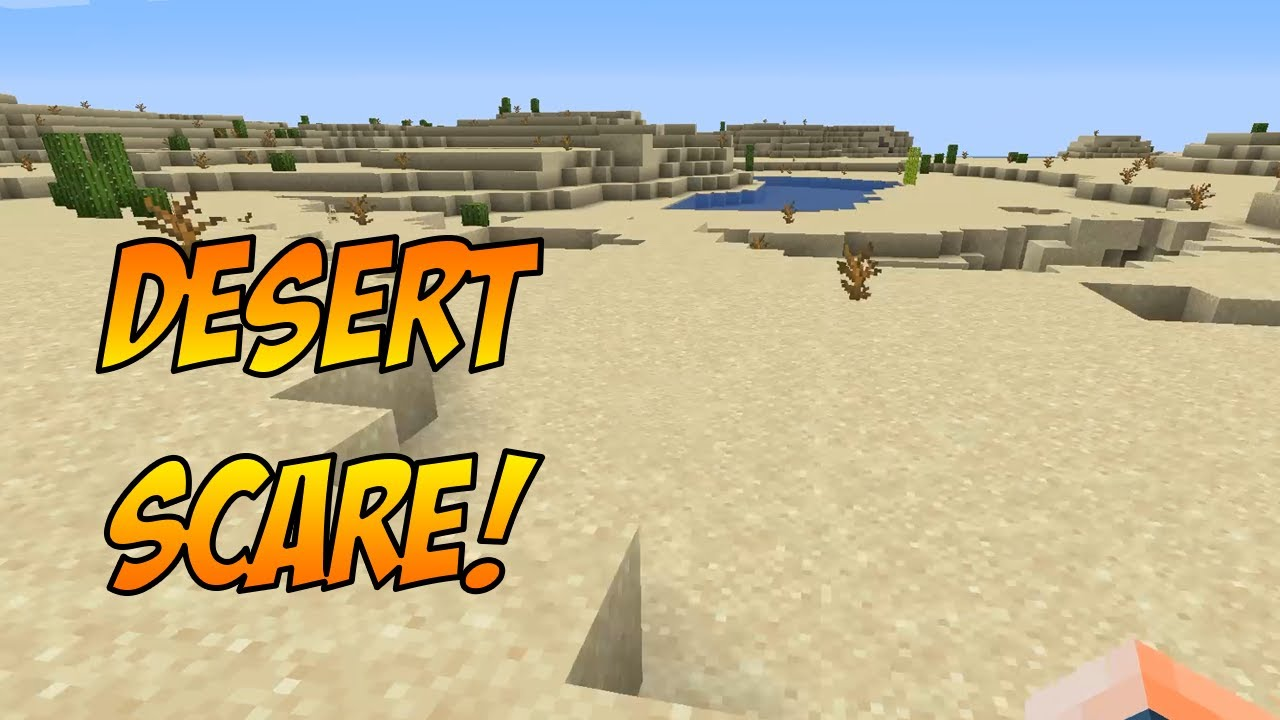 A Horde of Zombies in a Desert Wasteland   Minecraft - YouTube