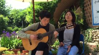 vuclip LAPIN AGILE(라팽아질) Korean Jazz Duo - CRY ME A RIVER