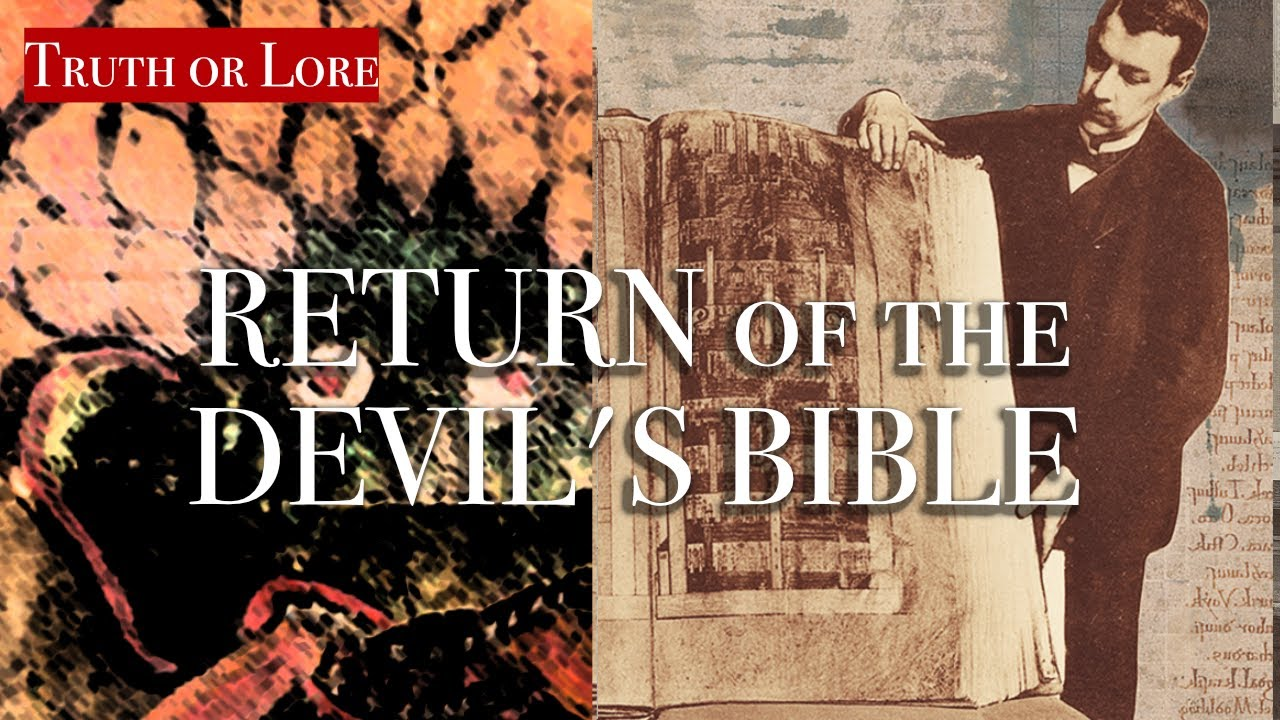 The Devil's Prayer: The 10 Missing Pages of the Codex Gigas | Truth or Lore