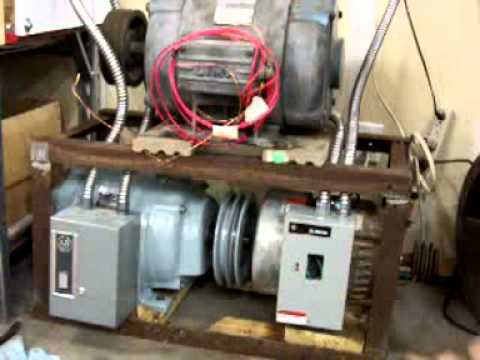 3 phase air conditioner wiring diagram rotary    phase    converter youtube  rotary    phase    converter youtube