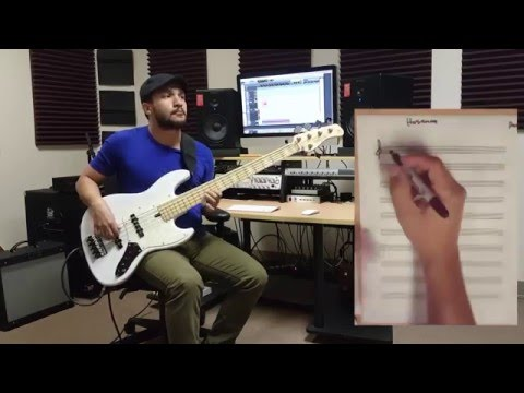 Hosanna (kirk franklin) bass cover