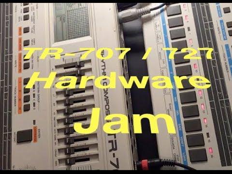 TR 707+727 Hardware Jam