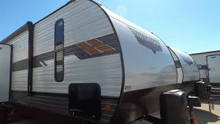 2021 FOREST RIVER INC. WILDWOOD 29VBUD - New Travel Trailer For Sale - Milwaukee, WI