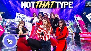 [181102~181111] 구구단(gugudan) - Not That Type / 교차편집(stage mi…