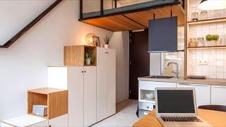Tiny Studio Apartment 15 M2  Standard Studio