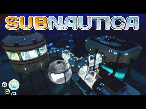 СТРОЯ БАЗА  | Subnautica #8
