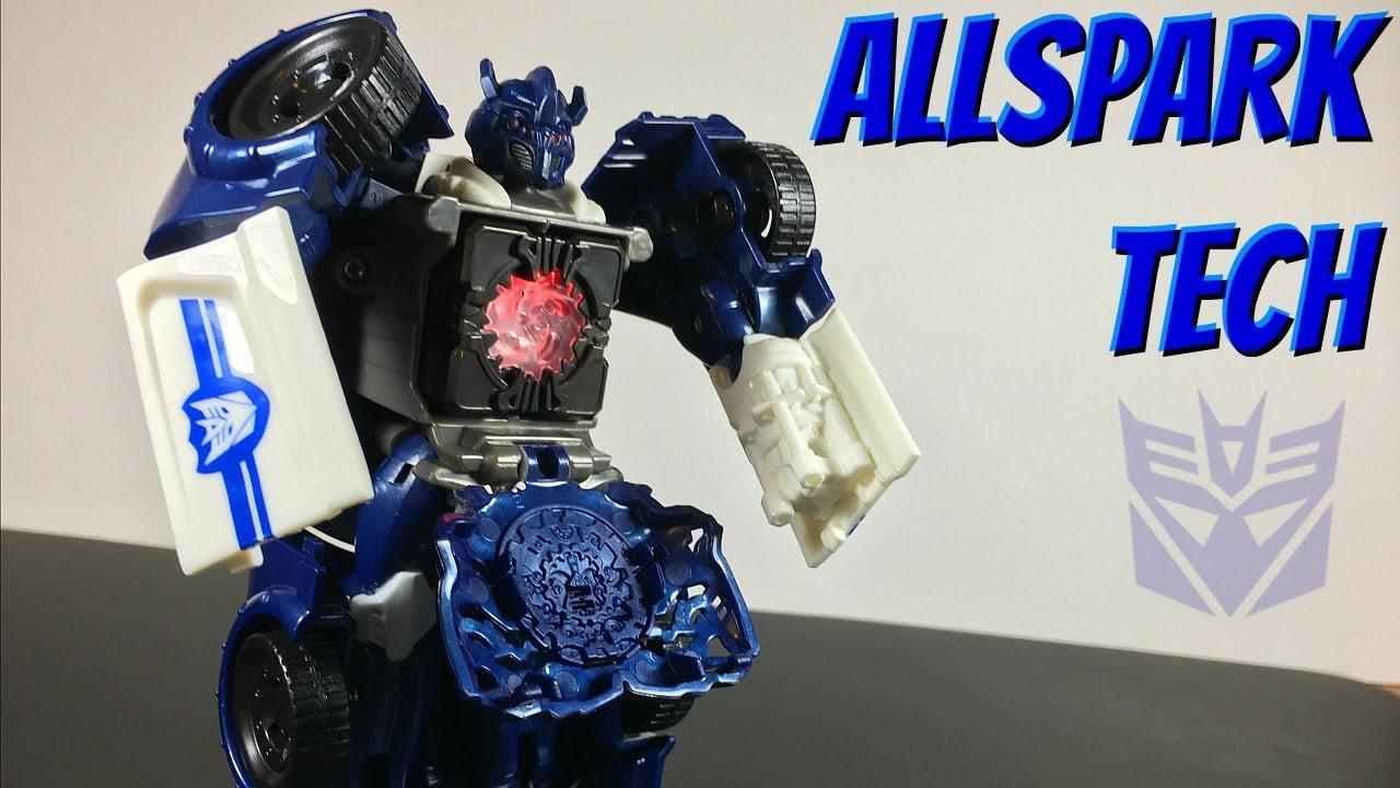 Transformers Allspark Tech Barricade