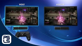 Share Play -- A Step By Step Guide! -- PlayStation 4
