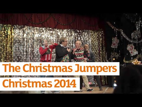 Dads Pull Out Surprise Dubstep Dance For Christmas | Sainsbury's Ad | Christmas 2014