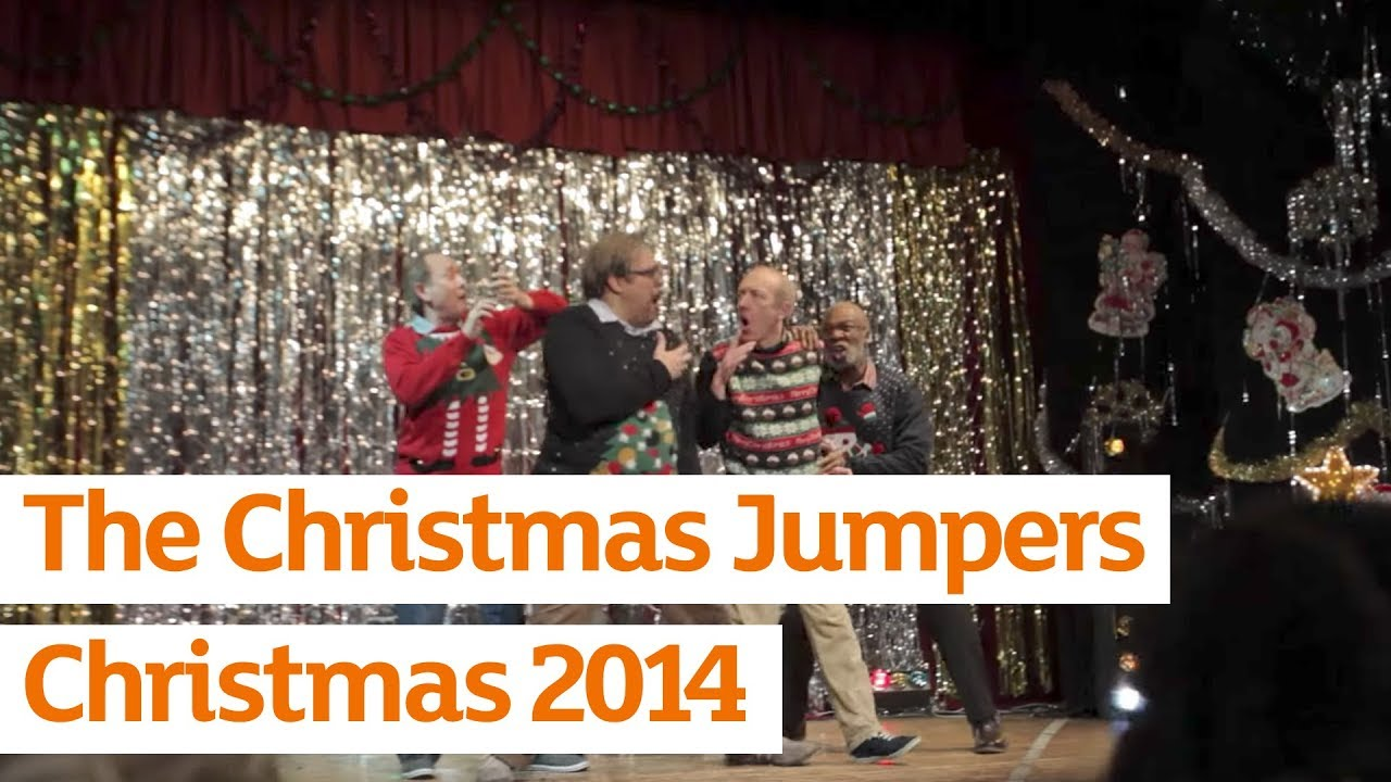 Dads Pull Out Surprise Dubstep Dance For Christmas Sainsburys Ad