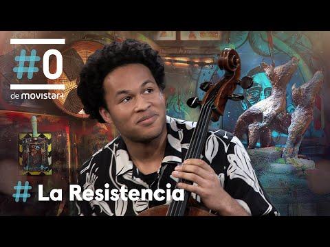 LA RESISTENCIA - Entrevista a Sheku Kanneh-Mason | #LaResistencia 12.04.2021