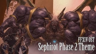FFXIV OST Sephirot Theme Phase 2 ( Fiend )