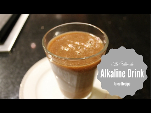 The Ultimate Alkaline Drink