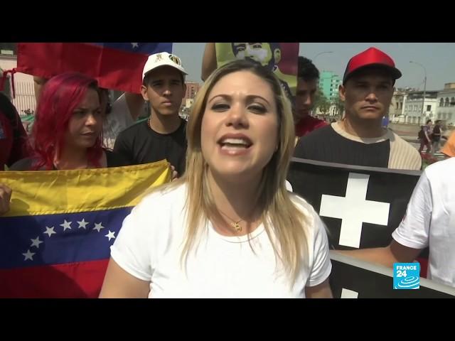 Comunidad internacional firme en su decisión de no reconocer los comicios venezolanos