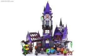 Baixar LEGO Scooby Doo Mystery Mansion review! set 75904