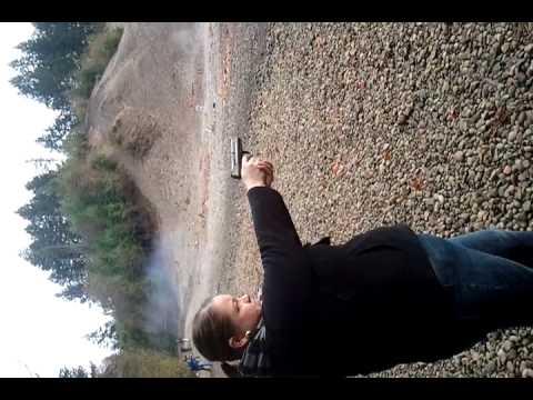 Sexy Bitch with a Gun!!!!