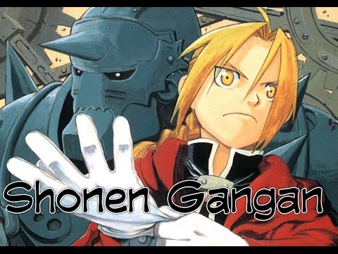 Shonen Gangan - Top 30 Best Selling Manga [2016]