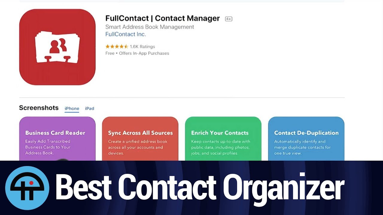 FullContact: Review - YouTube