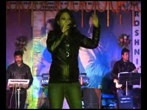Chura Liya Hai Tumne Jo Dil Ko by Amit Sana Live In Concert @VVIT,Purnea, Bihar On 25 Dec  2K12