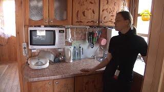 видео Идеи оформления дачной кухни своими руками