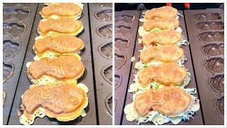 street food japan - TAIYAKI  鯛焼き