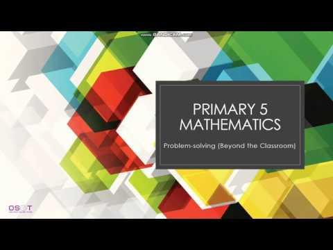 Whole numbers - Primary 5 Mathematics (Singapore syllabus)