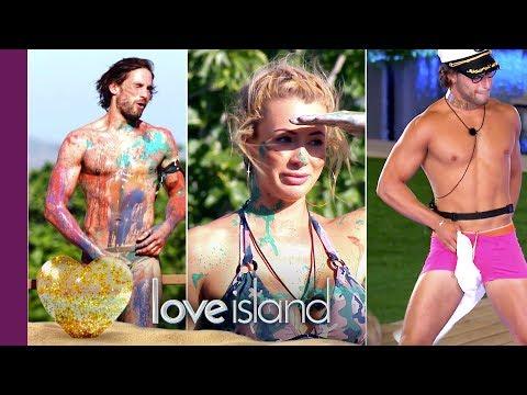 Best Of The Villa Challenges! | Love Island 2017