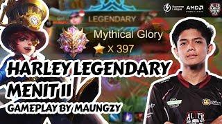 HARLEY DI MYTHIC 300++ BY MAUNGZY